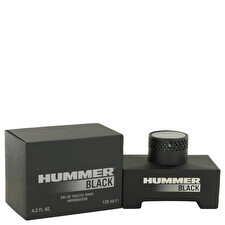 Hummer Hummer Black Eau De Toilette Spray 125ml/4.2oz