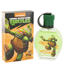Marmol & Son Teenage Mutant Ninja Turtles Michelangelo Eau De Toilette Spray 100ml/3.4oz