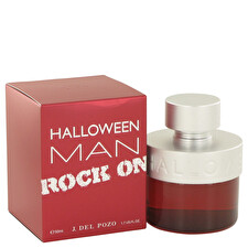 Jesus Del Pozo Halloween Man Rock On Eau De Toilette Spray 50ml/1.7oz