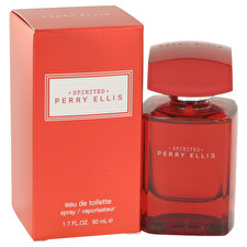 Perry Ellis Perry Ellis Spirited Eau De Toilette Spray 50ml/1.7oz