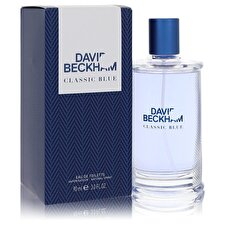 David Beckham David Beckham Classic Blue Eau De Toilette Spray 90ml/3oz