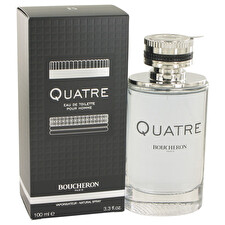 Boucheron Quatre Eau De Toilette Spray 100ml/3.4oz