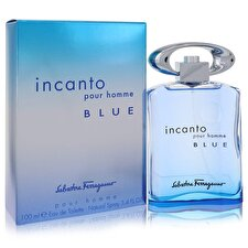 Salvatore Ferragamo Incanto Blue Eau De Toilette Spray 100ml/3.4oz