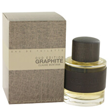 Montana Graphite Oud Edition Eau De Toilette Spray 100ml/3.3oz
