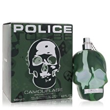 Police Colognes Police To Be Camouflage Eau De Toilette Spray (Special Edition) 125ml/4.2oz