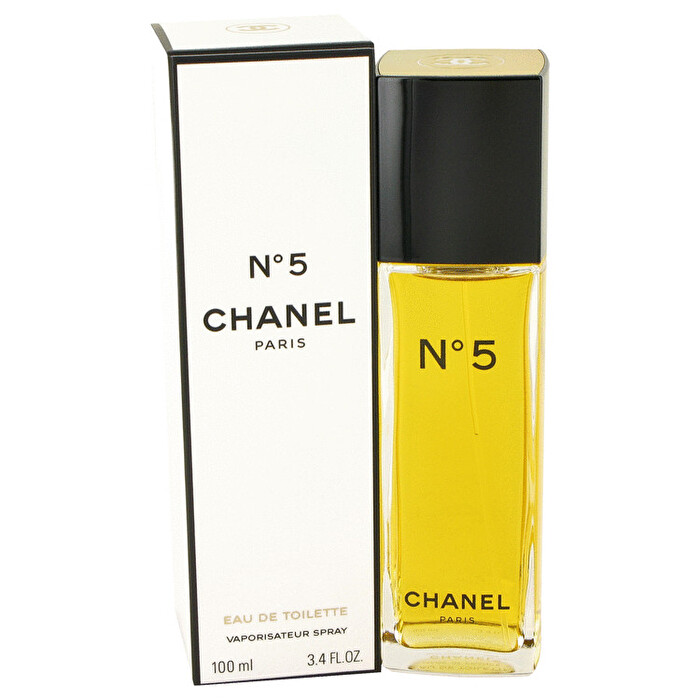 chanel chanel no 5 eau de toilette spray 100ml cosmetics now australia