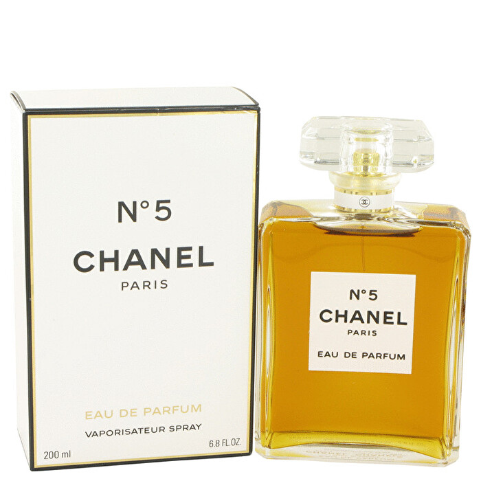 chanel chanel no 5 eau de parfum spray 200ml cosmetics. Black Bedroom Furniture Sets. Home Design Ideas