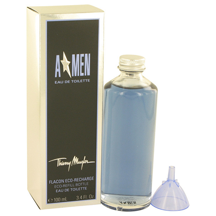 Mugler Perfume Refill: Thierry Mugler Angel Eau De Toilette Eco Refill Bottle 100ml
