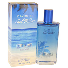 Davidoff Cool Water Exotic Summer Eau De Toilette Spray (limited edition) 125ml/4.2oz