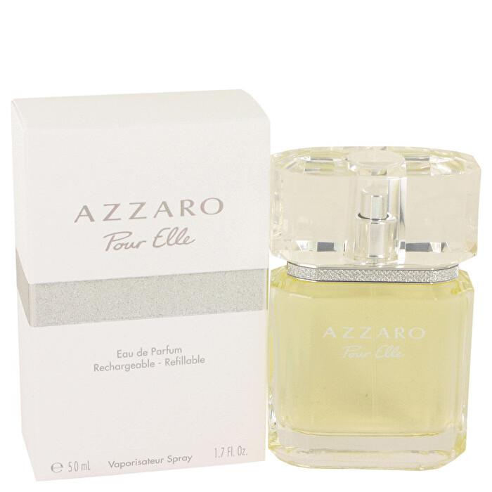 90ffc105d Azzaro Azzaro Pour Elle Eau De Parfum Refillable Spray 50ml ...