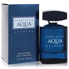 Perry Ellis Perry Ellis Aqua Extreme Eau De Toilette Spray 100ml/3.4oz