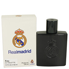 Air Val International Real Madrid Black Eau De Toilette Spray 100ml/3.4oz