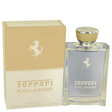 Ferrari Ferrari Pure Lavender Eau De Toilette Spray (Unisex) 100ml/3.4oz