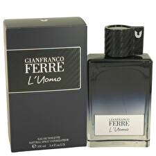 Gianfranco Ferre Gianfranco Ferre L'uomo Eau De Toilette Spray 100ml/3.4oz