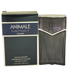 Animale Animale Instinct Eau De Toilette Spray 100ml/3.4oz