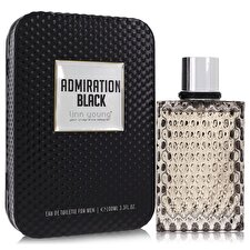 Linn Young Admiration Black Eau De Toilette Spray 100ml/3.3oz