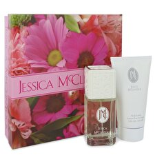Jessica McClintock Jessica Mc Clintock Gift Set - Eau De Parfum Spray + 5 oz Body Lotion