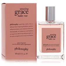 Philosophy Amazing Grace Ballet Rose Eau De Toilette Spray 60ml/2oz