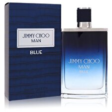 Jimmy Choo Jimmy Choo Man Blue Eau De Toilette Spray 100ml/3.4oz