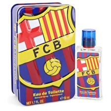 Air Val International Fc Barcelona Eau De Toilette Spray 50ml/1.7oz