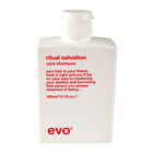 Evo Ritual Salvation Care Shampoo (For Colour-Treated, Weak, Brittle Hair) 300ml/10.1oz