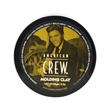 American Crew Men Molding Clay (High Hold and Medium Shine) 85g/3oz