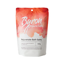 Byron Epsom Salts Rejuvenate Bath Salts 500g