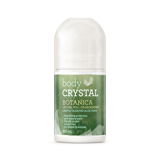 The Body Crystal Crystal Roll On Deodorant Botanica 80ml