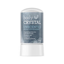 The Body Crystal Crystal Stick Deodorant Frag Free 100g