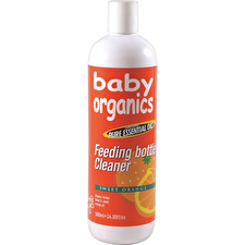 Baby Organics Baby Feeding Bottle Cleaner 500ml
