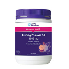 Blooms Evening Primrose Oil 1000mg 400c