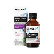 Brauer Baby and Child Calm For Restlessness 100ml