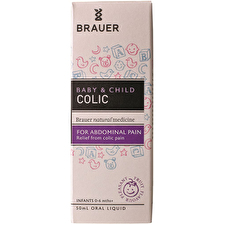 Brauer Baby and Child Colic For Abdominal Pain 50ml