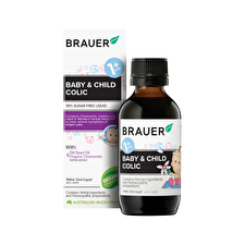 Brauer Baby and Child Colic For Abdominal Pain 100ml