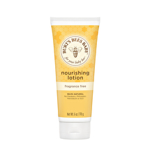 Burts Bees Baby Bee Nourishing Lotion Fragrance Free 170g