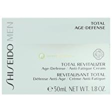 Shiseido Men Total Revitalizer Cream Age Defence Anti-fatigue Cream - Practical Skincare 50ml
