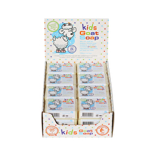 DPP Goat Soap Kids Organic 100g x 24 Display