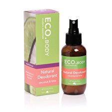 ECO Body Natural Deodorant Coconut and Lime 95ml