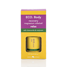 ECO Body Recovery Relax Magnesium Rollerball 25ml