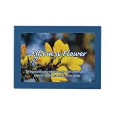FES Affirm a Flower Bach Flower Essences 39 Cards