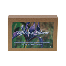 FES Affirm a Flower FES Flower Essences 103 Cards