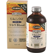 Udo's Choice Udo's DHA 3.6.9 Blend 250ml