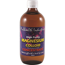 Fulhealth Industries Magnesium Colloid Concentrate 500ml