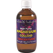 Fulhealth Industries Magnesium Colloid Concentrate 200ml