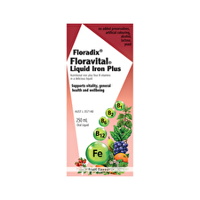 Floradix Floravital Herbal Liquid Iron 250ml