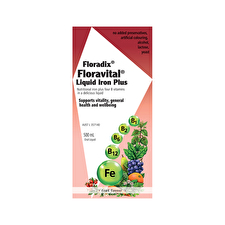 Floradix Floravital Herbal Liquid Iron 500ml
