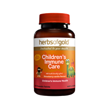 Herbs of Gold Children's Immune Care 60t