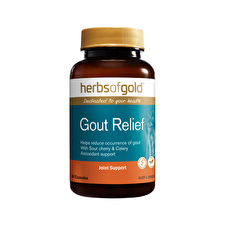 Herbs of Gold Gout Relief 60vc