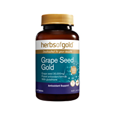 Herbs of Gold Grape Seed Gold 60t