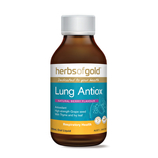 Herbs of Gold Lung Detox 200ml